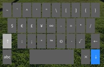 Lens Studio Keyboard prefab